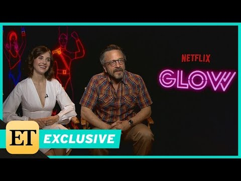 Alison Brie and the 'Glow' Cast Share Their Oddest PreFame Jobs Exclusive