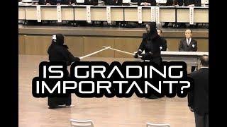 [KENDO RANT] - Is Grading Important? Debana Kote Accuracy?