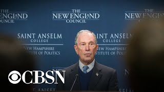 How Michael Bloomberg's candidacy could shake up 2020 race