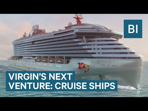 Virgin Is Building A Cruise Ship — Here's What It'll Look Li