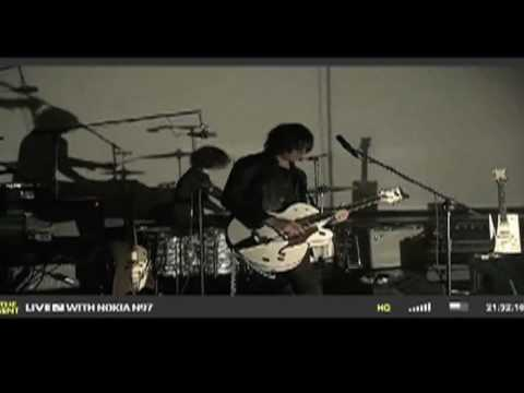 THE DEAD WEATHER LIVE *BONE HOUSE* (High Quality - From The Basement)