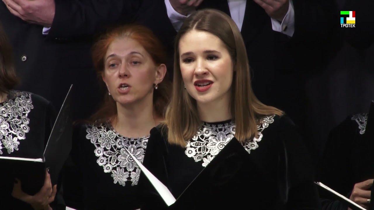 Репортаж о концерте в Троицке