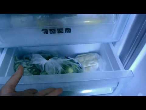 видео: Холодильник samsung rl-36 no-frost - Год пользования