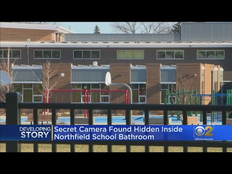 Lance Houston - Camera Found Recording Inside Chicago Elementary School Bathroom