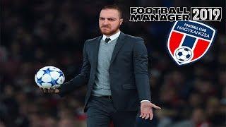 FC Nagykanizsa 🔥 DEBÜTÁLÁS AZ EURÓPA LIGÁBAN 🔥 Football Manager 2019 #41
