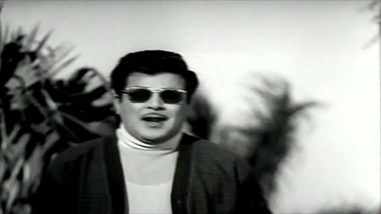 Ungalil Oruvan Naan   உங்களில் ஒருவன் நான்   T. M. Soundararajan Super Hit Song HD