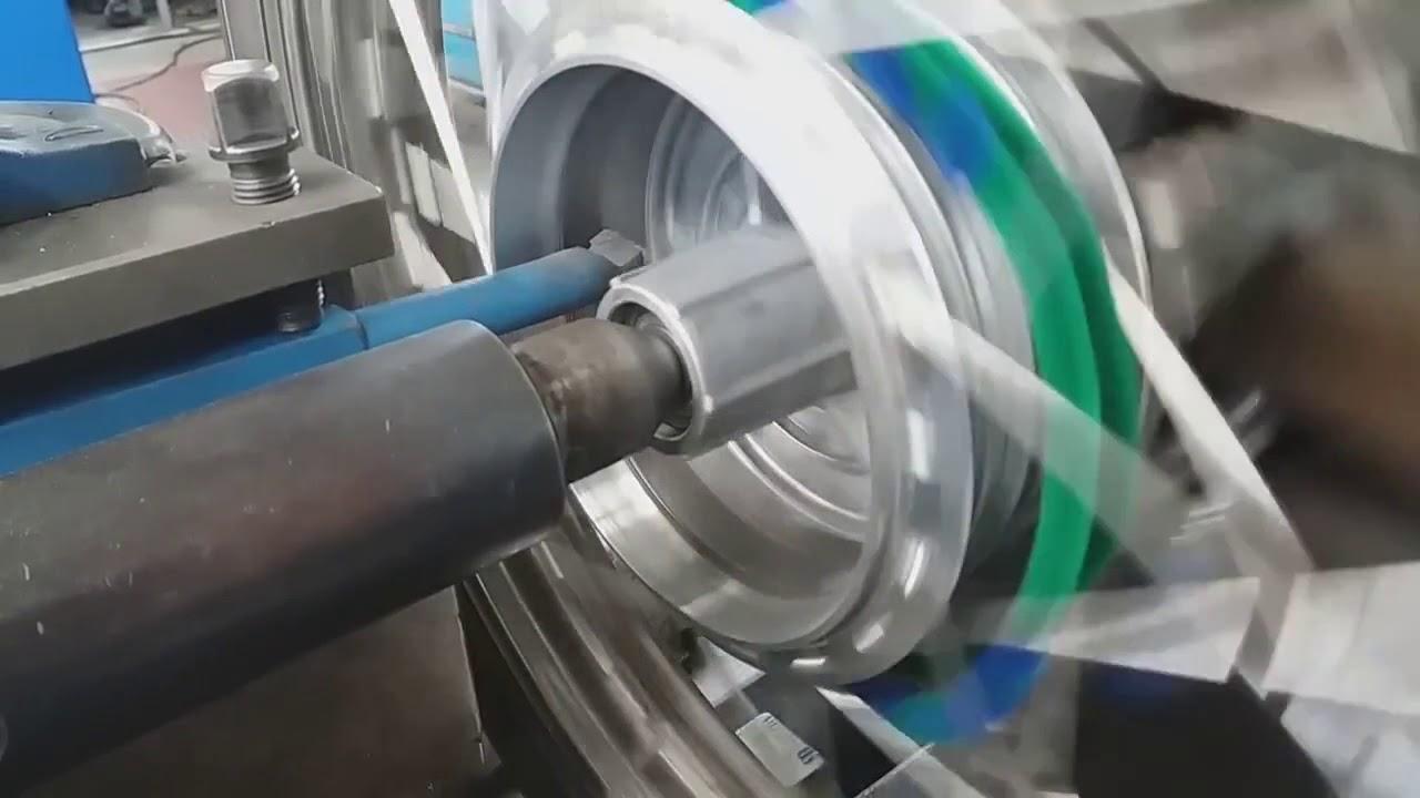 Atemberaubend SIMSON Bremstrommel ausdrehen - YouTube &CH_16