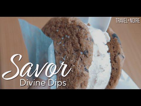Inside Divine Dips, BlackOwned Vegan & Gluten-Free Ice Cream Shop in L.A. | Savor