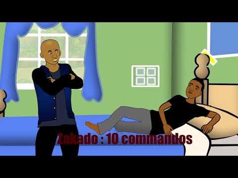 Zakado : 10 commandos