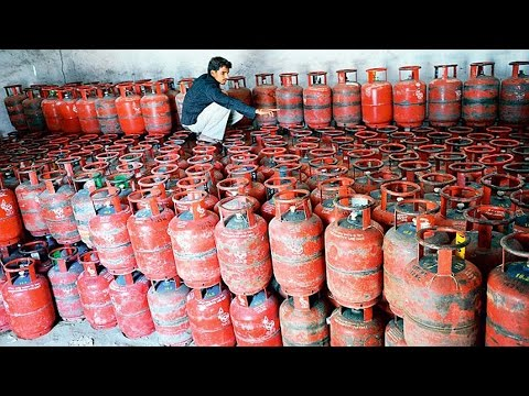 Gas Cylinder Money  Direct Subsidy Transfer || Indane Online