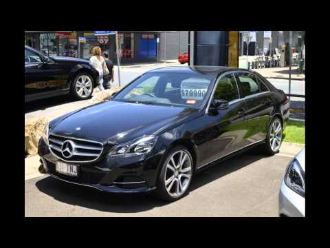 Mercedes-Benz E250 - The Best Or Nothing OR A $96,000 Compromise?