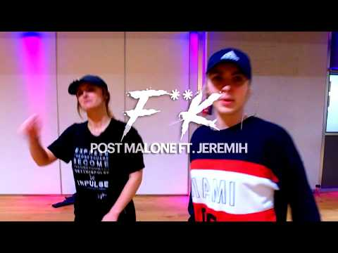 F*CK - Post Malone Ft. Jeremih / Choreography by Daren Tp - #INPULSE Lyon
