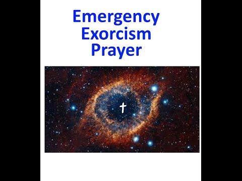 Emergency Exorcism Prayer for possession.