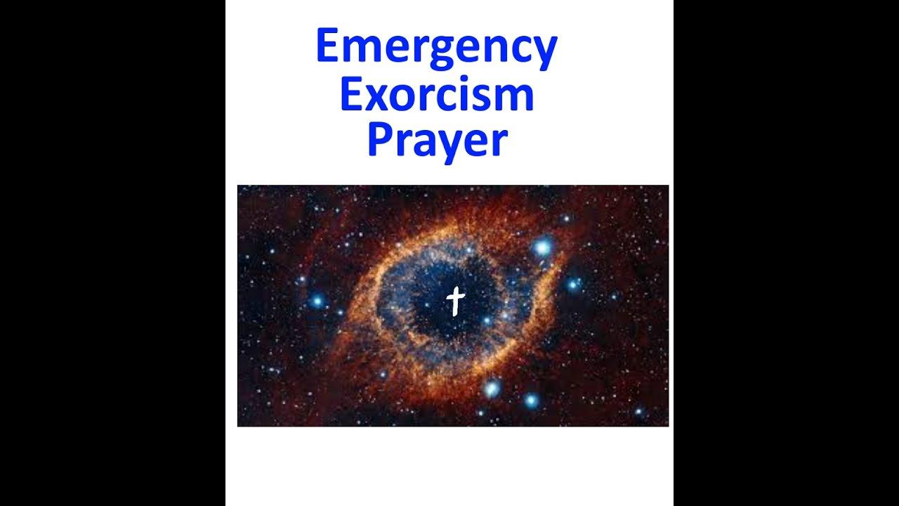 Emergency exorcism prayer for possession youtube solutioingenieria Images