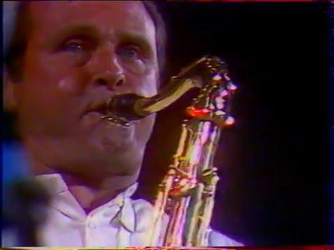 VHS 1(1) Martial Solal big band - Stan Getz quintet jazz à Juan les Pins 1979