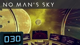 NO MAN'S SKY [030] [Das Ende - Mit Warp zur nächsten Galaxis] [Let's Play Gameplay Deutsch German] thumbnail