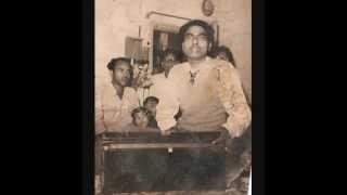 Mumtaz Mahal [1957] Mere Dil Jhoom Zara Balbir
