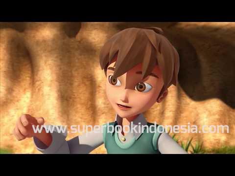 Superbook Indonesia - Kisah Abraham Dan Ishak (part1)