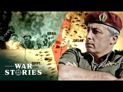 Israel's Six Day War | Greatest Tank Battles | War Stories