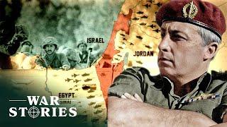 Israel's Six Day War | Greatest Tank Battles | War Stories