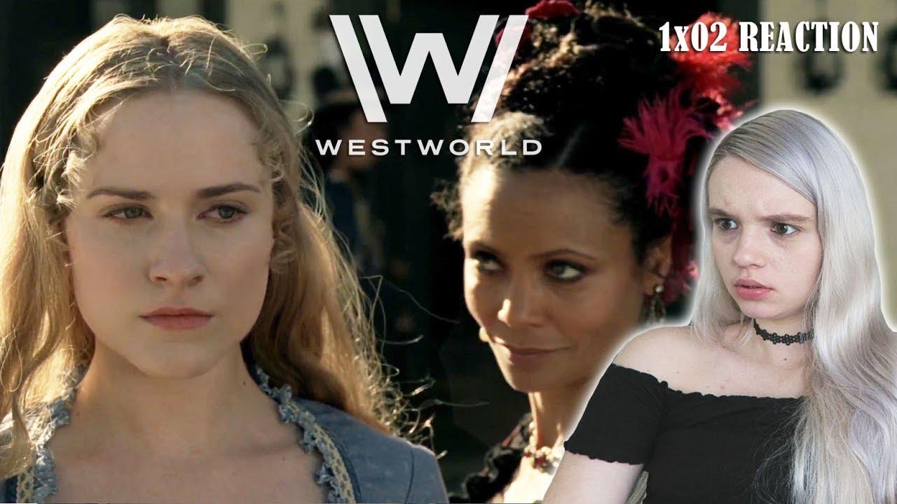 Download Westworld 1x02 'Chestnut' REACTION