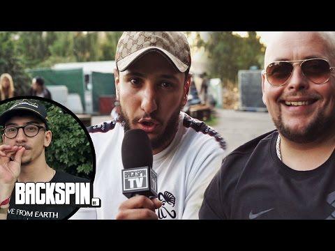 Verrücktes Celo & Abdi Interview auf dem Spektrum Festival - Mit Yung Hurn als Special Guest!