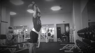 #тренировкигиревиков: интервалка с 30 кг.
