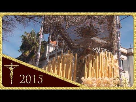 Virgen de la Paz - Hermandad de la Paz (Semana Santa Sevilla 2015)