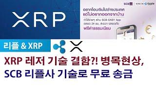 리플&XRP) XRP 레저 기술 결함?! 병목현상,SC…