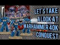 Let's take a look at Warhammer Conquest subscription