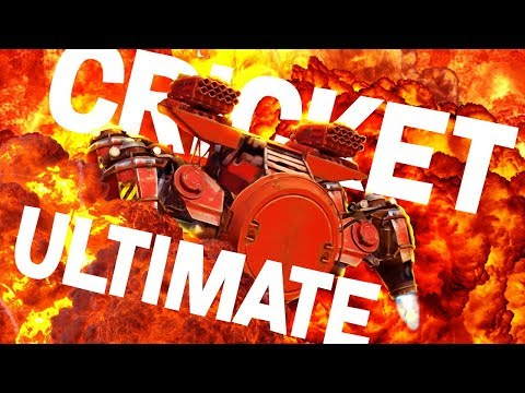 SEEK AND DESTROY!! Cricket 1M Unguided Rocket Launcher Review- CROSSOUT Gameplay