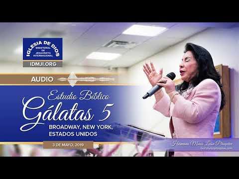Audio) Gálatas 5