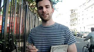 """Guy Berryman from Coldplay say hello to the Italian Forum """"Coldplayfan"""" !"""