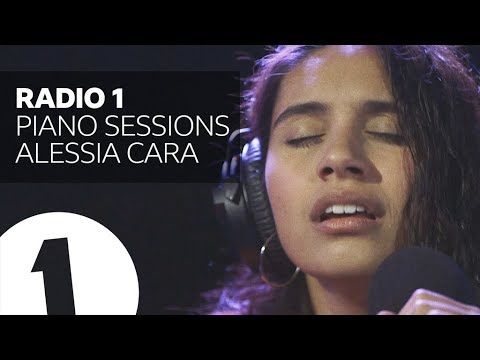 Alessia Cara - breathin (Ariana Grande) - Radio 1 Piano Sessions