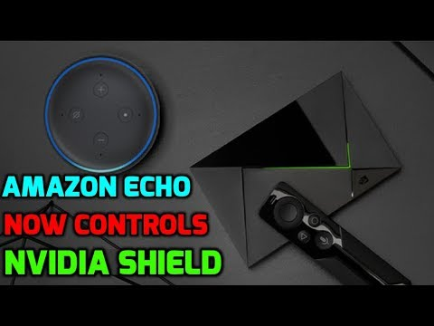 """🔴 Amazon Echo Works on The Nvidia Shield - What to """"really"""" to expect?"""