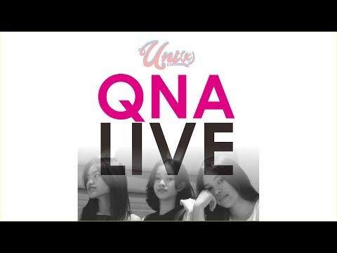 FAKE FRIENDS? ASK UNI(X) ! | QNA LIVE
