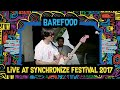 Barefood Live at SynchronizeFest   7 Oktober 2017
