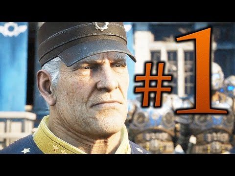 Gears of War 4 Gameplay Walkthrough Part 1 Campaign FIRST 20 MINUTES (XBOX ONE)