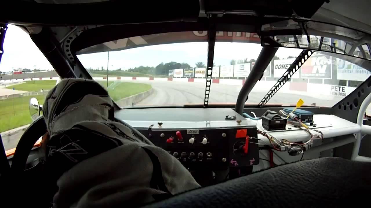 polandwrs inside the nascar racing car youtube. Black Bedroom Furniture Sets. Home Design Ideas