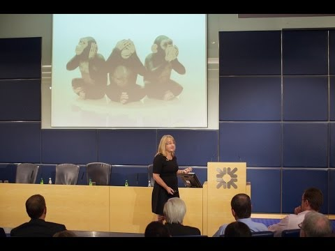 NJW - 'The Workplace of the Future' Seminar 2013 - Lynne Copp presents 'The Future of Work' (Part1)