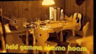 Heid Gemma Nimma Hoam - Original Version - ZOADDNDRAZZA - Oktoberfest Hit Wiesnhit 2010