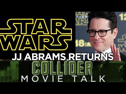 JJ Abrams Returns To Direct Star Wars Episode 9  Movie Talk