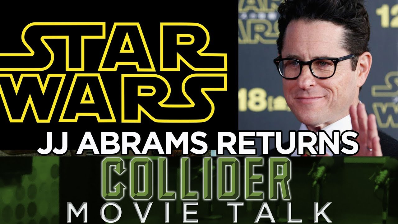 JJ Abrams Returns To Direct Star Wars Episode 9 – Movie Talk