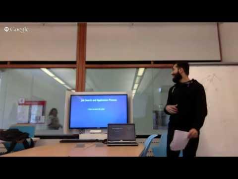 Lassonde School of Engineering Co-op/PEP 101: Workshop A
