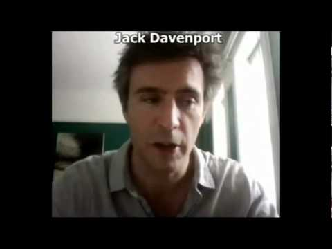 Smash's Jack Davenport Speaks To Gold Derby 1/2