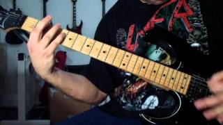 Sepultura -  From the Past Comes the Storms (guitar cover)