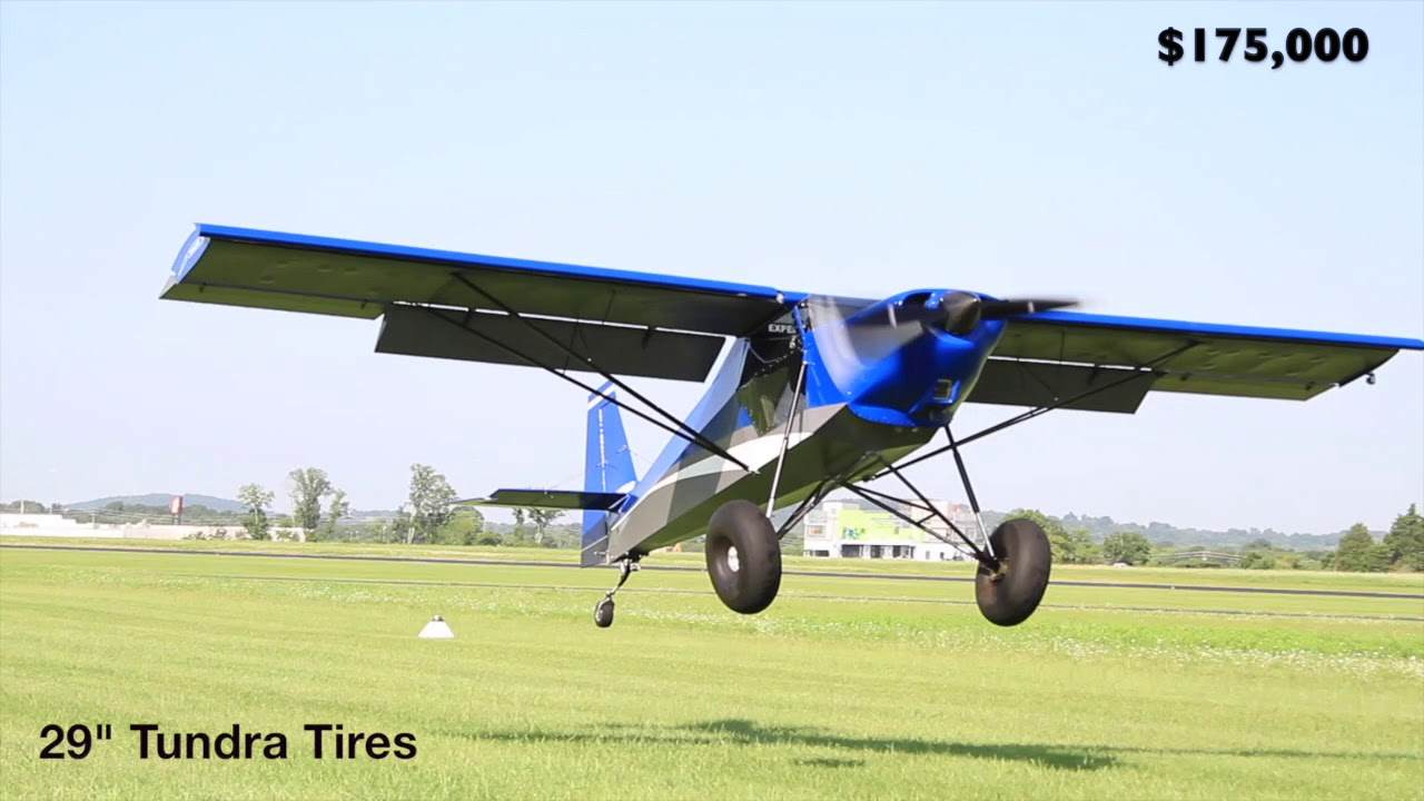 Bush Plane For Sale >> Superstol Sales For Sale At Trade A Plane Com Youtube