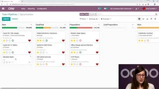 Sales Teams   Odoo CRM