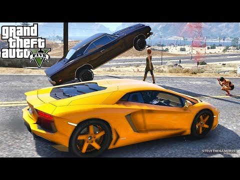 GTA 5 MOD #225 LET'S GO TO WORK!! (GTA 5 REAL LIFE MOD) ROAD TO 800K