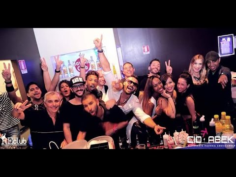 CIOKABEK LATINO FT. RE CLUB**** LIVE****